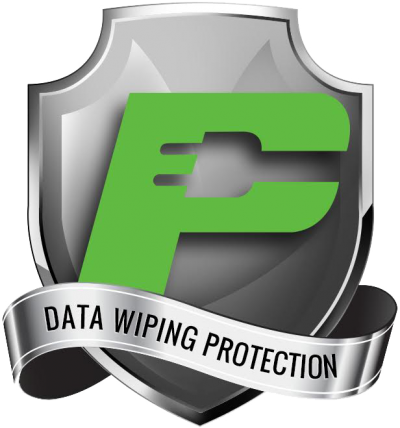 data wiping protection
