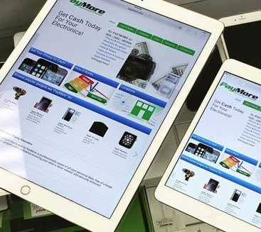 cash for ipads