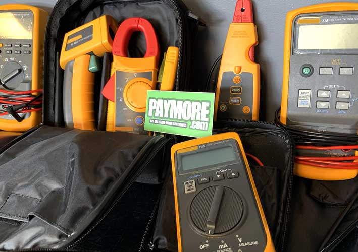Sell Fluke Equipment | Sell Fluke Tools for Cash | Pay More